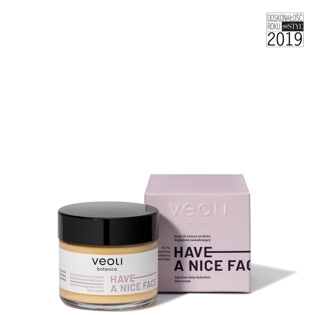 Have a Nice Face - krem Veoli Botanica