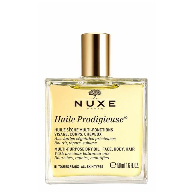 suchy olejek nuxe huile prodigieuse
